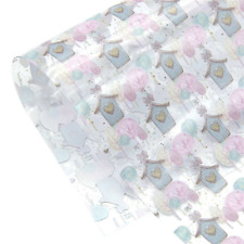 BIRDHOUSE JELLY Sheets, Jelly Material, Waterproof Jelly Sheets for Hair Bows -