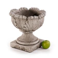 Pflanztopf Übertopf Sandstein Pflanzgefäss Blumentopf Stein Vase Kübel 482825