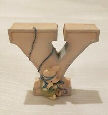 Classic Pooh Disney Accent Imports Children's Baby Name Letter 'Y' Wall Ornament