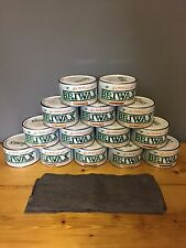 Briwax Original Wax Polish 400g Wood Furniture Restorer & 1m 0000 Steel wool