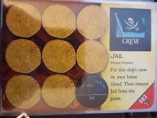 Wizkids Pirates of the Caribbean #083 Gentleman Jocard / Jail CSG