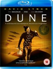 Dune Blu-ray Region B New (Kyle MacLachlan Sting Frank Herbert David Lynch)