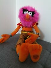 """Disney The Muppets Animal Soft Toy 18"""" New without tags"""
