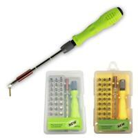Mutilfunction Mini Slotted Bits Ballpoint Pen Screwdriver Deco Repair Set S7V7