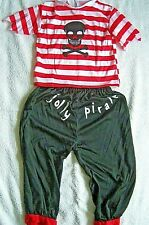 CHILDRENS PIRATE PARTY OUTFIT SWASHBUCKLE EYE PATCH HEAD SCARF  EASTER FUN PARTY