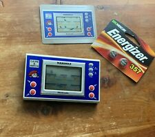Game And Watch Manhole Nintendo NH-103  TESTED /WORKS.