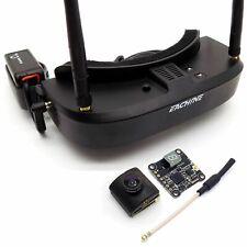 Pro Racing Drone FPV Kit - EV100 5.8G Goggles 25/200/600mW Transmitter Camera ++