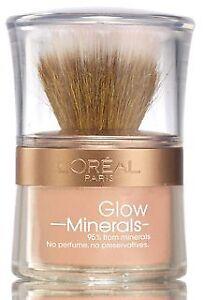 L'Oreal Glow Minerals Illuminating Powder - 01 Pink Glow