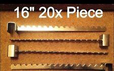 MARKET STALL DISPLAY HANGER 16'' (20x PIECE HOOKS) CHROME