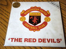 """MANCHESTER UNITED - EXCERPTS FROM F.A. CUP FINALS  7"""" GOLD FLEXI DISC"""