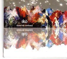 (EY251) Iko, Dazed & Confused - 2012 CD
