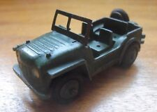 Vintage Diecast DINKY TOYS 674 ARMY AUSTIN CHAMP JEEP STYLE CAR from 1954