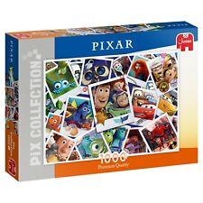 NEW! Jumbo Games Disney Pixar Collection 1000 piece jigsaw puzzle