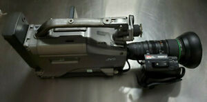 JCV GY-DV5000U Professional DV Camcorder with Canon Macro TV Zoon Lens