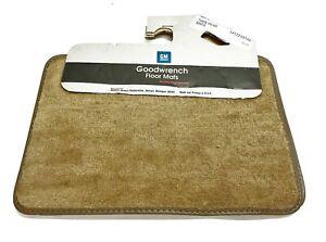 General Motors GM OEM Medium Beige Floor Mat Set 12344148 NOS
