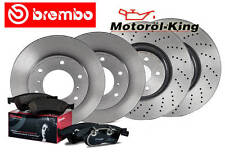 BREMBO Bremsenset VW GOLF VII 2.0 GTD + GTI VA 312MM+ HA 300MM