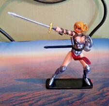 Queen's Blade Leina Figure Mini Anime Figure Standing Hobby Japan