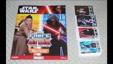 Pide tus faltas! Cartas Star Wars Carrefour Force Attax Cromos Héroes y Villanos