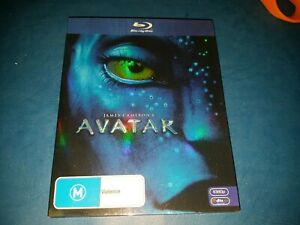 Avatar Blu-Ray DVD MINT CONDITION
