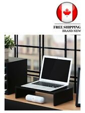 FITUEYES Computer Monitor Riser 16.7 inch Monitor Stand Save Space with Keyboard