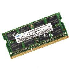Samsung  4GB DDR3-1066MHz PC3-8500 200pin SODIMM Memory Ram Non-ECC Speicher