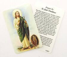 SAINT ST JUDE Prayer Card - Credit Card Size