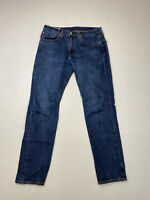 LEVI'S 502 REGULAR TAPERED Jeans - W31 L34 - Navy - Great Condition - Men's