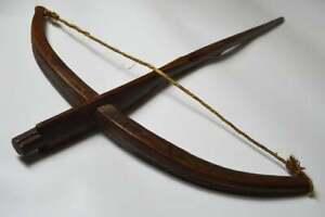 African Tribal Rare Antique  Wood  Bow  archery bayaka pygmy