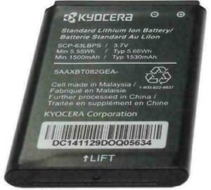 OEM Original Kyocera SCP-69LBPS Battery for DuraXV LTE E4610, E4520, E4710,E4281