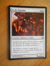 x1 Carte Magic MTG As de l'escrime VF (Retour sur Ravnica)