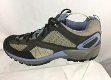 MERRELL Avian Light Ventilator Dark Shadow Hiking Trail Shoes Women's Size: 7.5