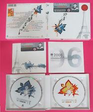 CD Compilation Clubbing In Paris With DJ Ravin FISH GO DEEP no lp mc vhs(C43)