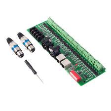 LED Strip Controller 30 Channel DMX 512 RGB  DMX Decoder LED Dimmer Driver 12V