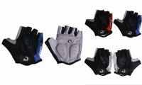 Gloves Half Finger Cycling Anti-Slip Gel Bicycle Riding Gloves Sport MTB Bike