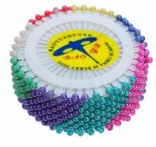 480 spilli aghi dekonadeln Multicolore Testa plug-in AGO MODA cucire