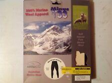 Castle X Mid-Weight Layer Bottom S Merino Wool
