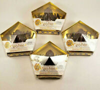 Harry Potter Chocolate Frog Squishy Toy Lot of 4 w/ Sticker NON EDIBLE NEW