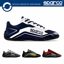 New! 2021 Sparco S-POLE Karting Inspired Trainers Shoes Sneakers Adult & Kids