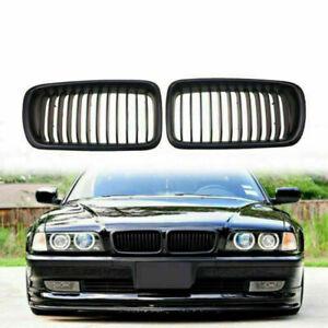 Fit For BMW 7-Series E38 Facelift/Sedan 94-01 Front Bumper Kidney Grilles