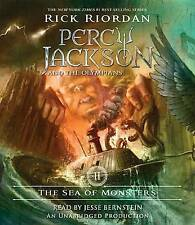 The Sea of Monsters (Percy Jackson and the Olympians, Book 2) by Rick Riordan