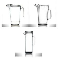 More details for plastic jugs - tough plastic jugs - catering quality, made uk - fast delivery