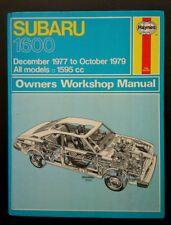 Stupendous Repairmanuals Subaru 1400 1600 1977 Wiring Diagrams Wiring Diagram Wiring Cloud Oideiuggs Outletorg