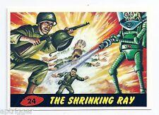 1994 Topps MARS ATTACKS Base Card # 24 The Shrinking Ray