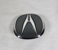 ACURA INTEGRA HOOD EMBLEM 90-93 FRONT GENUINE OEM BADGE sign symbol logo
