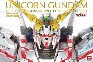 [BANDAI] Genuine PG 1/60 RX-0 Unicorn Gundam plastic model kit UC 0096