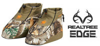 Realtree EDGE / XTRA Boot Covers Insulators - Hunting / Ice Fishing