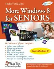 More Windows 8 for Seniors: Get More Out of Your Computer (Computer Books for