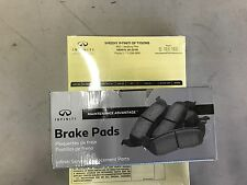 INFINITI PATHFINDER JX35 QX60 FRONT BRAKE PADS VALUE ADVANTAGE DA06M3JA0TNW