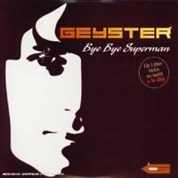 Bye Bye Superman [CD Single] Geyster inclus le clip