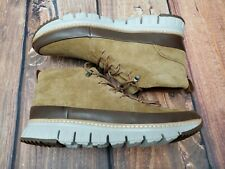 New Men's 13 Cole Haan GrandSport Rugged Chukka Boots #C31413 Golden Honey